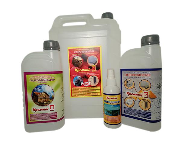 Гидрофобизаторы и гидрофобные покрытия